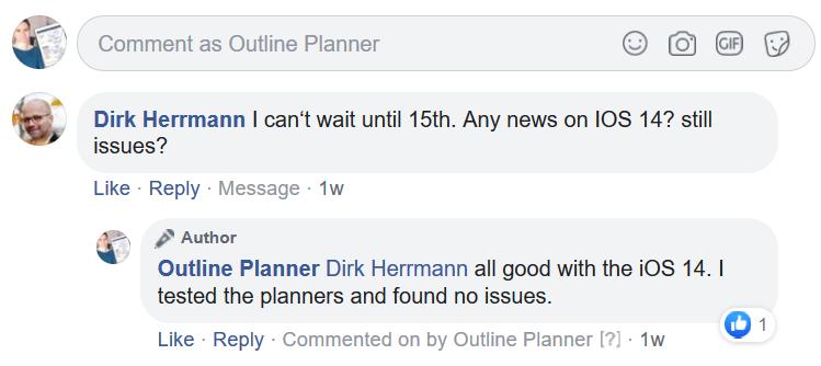 2021 digital planner for man