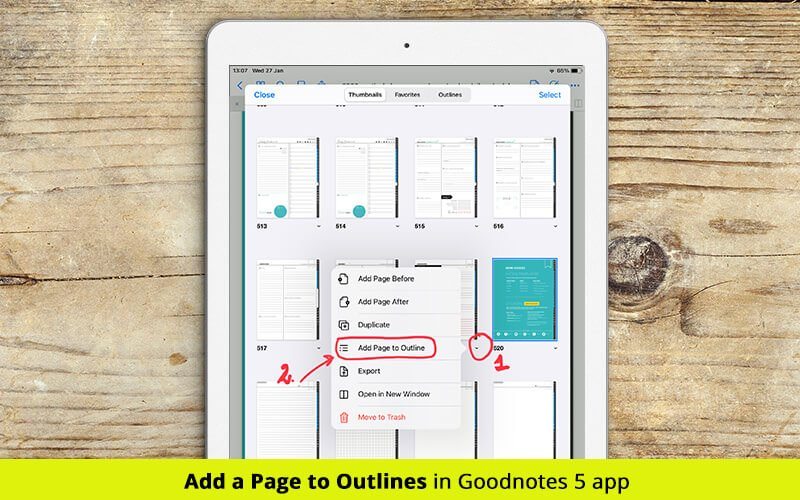 pdf outline goodnotes 5