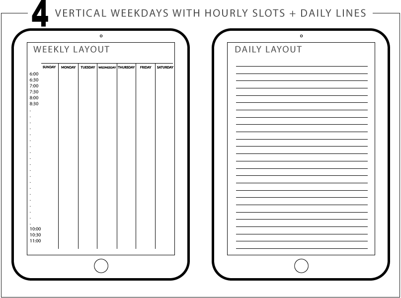 Click to see your digital planner